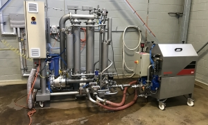 Cross-flow Filtration und Umkehrosmose - Flavy